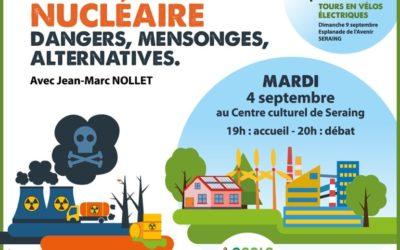 NUCLÉAIRE – Dangers, Mensonges, Alternatives