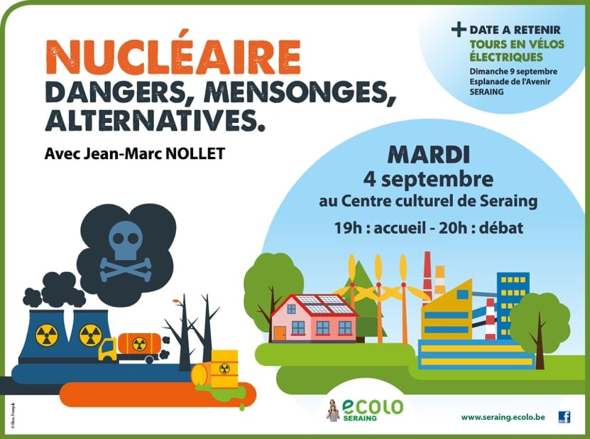 NUCLÉAIRE – Dangers, Mensonges, Alternatives
