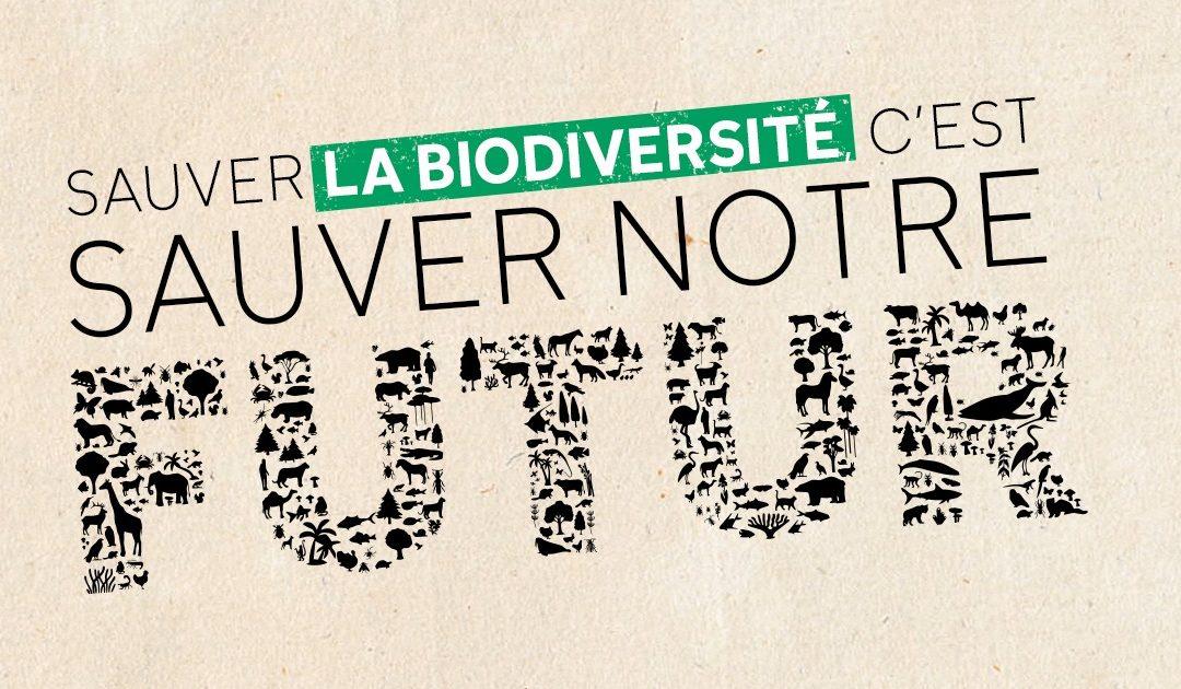 Faisons de la Biodiversité notre Combat!